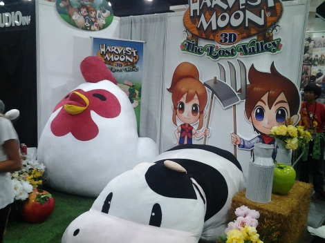 harvest moon booth