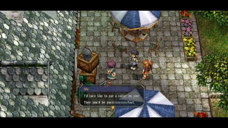One of my favorite NPCs in Rolent, she wants to do the ol naughty naughty with Joshua.