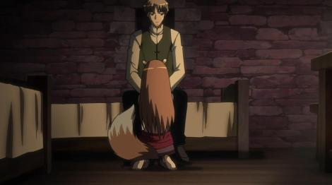 [Cman] Spice and Wolf Ep 08 'Wolf and the Righteous Scale' [Blu-Ray 720p][17197CA7].mkv_snapshot_15.07_[2015.01.13_22.14.39]