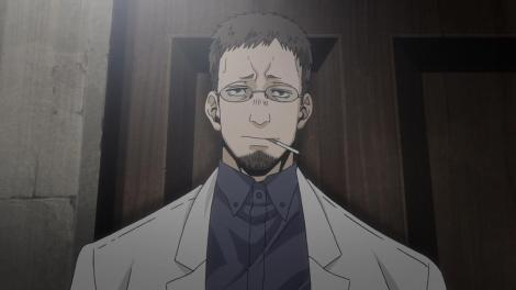 Gendo never recovered.