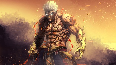 Asuras-wrath-wall