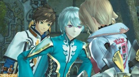Mikleo being jealous that his boy is attracted to a female.