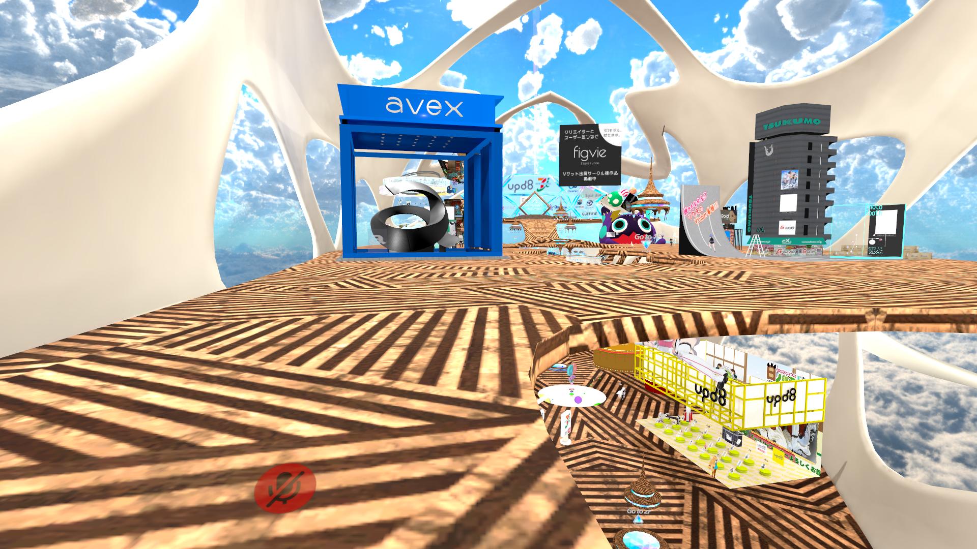 Virtual Market 2 [VRChat] |